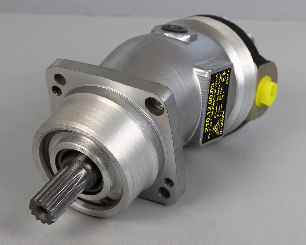 Гидромотор 210.12.00.05