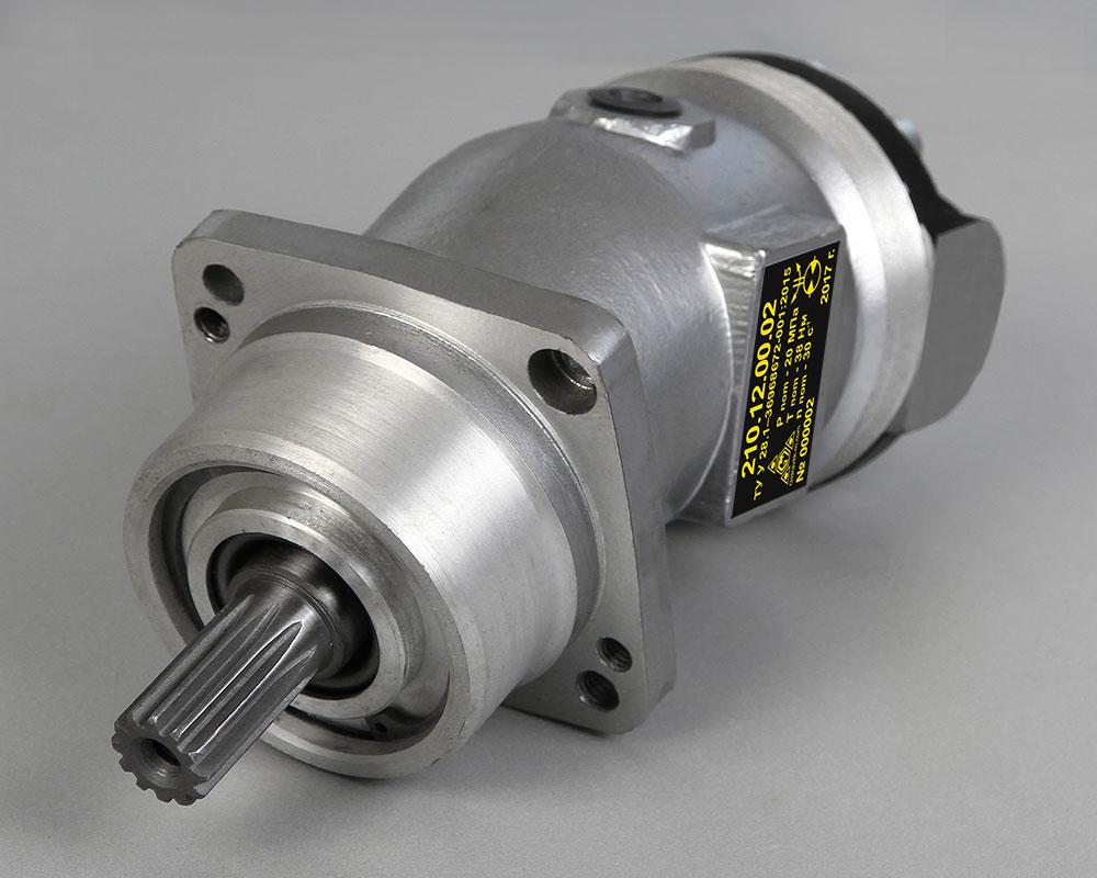 Гидромотор 210.12.00.02