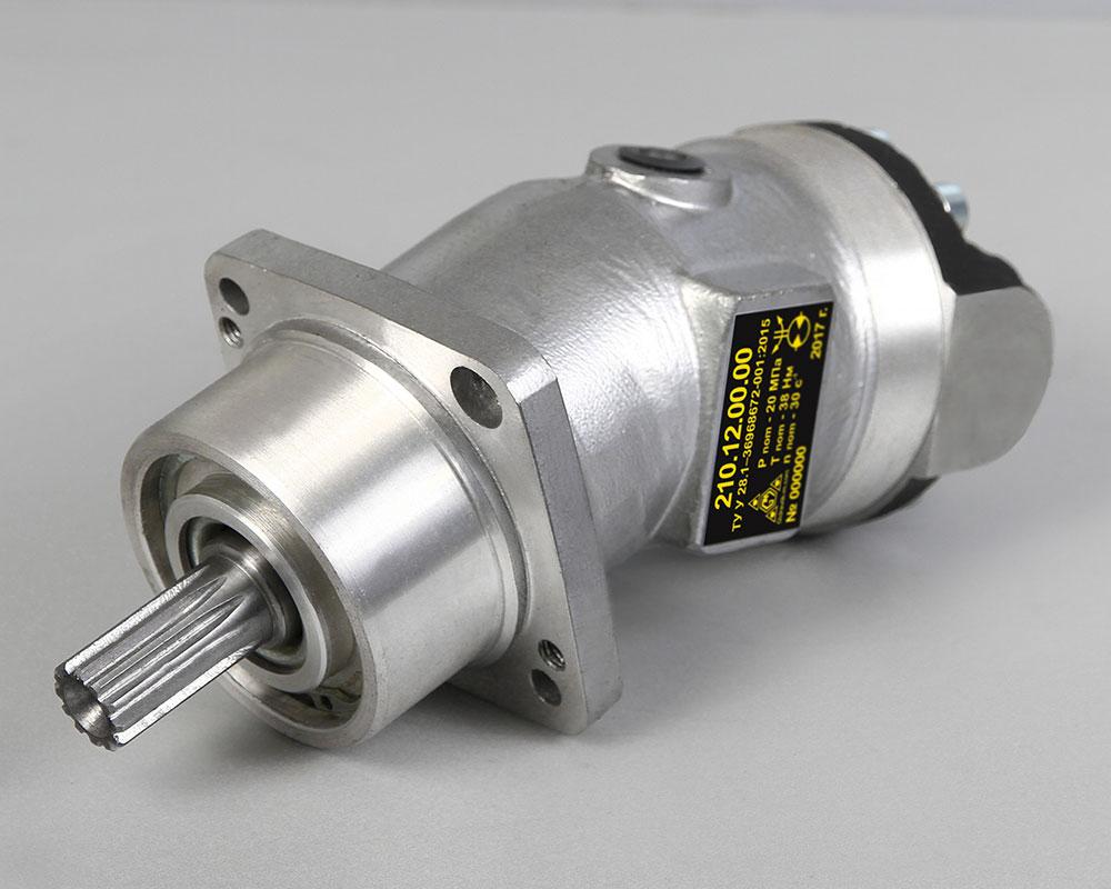 Гидромотор 210.12.00.00